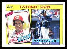 Buy 2016 TOPPS ARCHIVES 1985 TOPPS FATHER/SON COMPLETE SET 1-7
