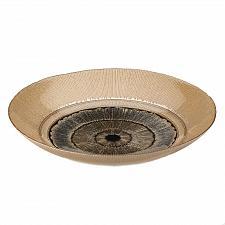Buy *18591U - Golden Eye Decorative Plate