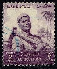 Buy Egypt #369 Farmer; Used (0.25) (3Stars) |EGY0369-01XBC