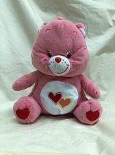 Buy Doll Care Bear Love-A-Lot Bear Nanco 2003
