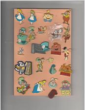Buy Alice in Wonderland Authentic Disney pins collection