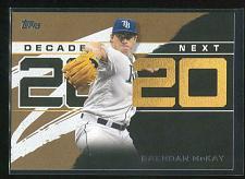 Buy 2020 TOPPS DECADE NEXT GOLD BRENDAN McKAY, DN-26, 25/50