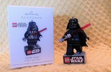 Buy Hallmark Keepsake Lego Star Wars Darth Vader Christmas Ornament W/Box! 2011