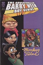 Buy Comic Book The Adventures of Barry Ween Boy Genius #3 Oni 2001