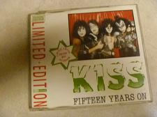 Buy KISS FIFTEEN YEARS INTERVIEW PICTURE DISC CD 1991 Baktbak UK