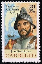 Buy US #2704 Juan Rodriguez Cabrillo; MNH (0.60) (2Stars) |USA2704-02