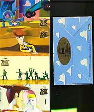 Buy Disney Toy Story 1 LE Gold Seal 45 Trading card set