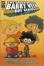 Buy Comic Book The Adventures of Barry Ween Boy Genius #4 Oni 2001