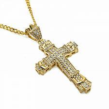 Buy Elvis Presley Maltese Cross Concert TCB GP Crystal Chain Necklace Pendant Lovely