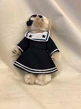 Buy Beanie Baby Breezy the Sailor Bear TY 1993