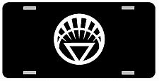 Buy White Lantern License Plate Car Tag Vanity Plate