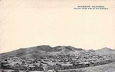 Buy Randsburg California Yellow Aster Mine Vintage Postcard