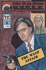 Buy Comic Book The Man From U.N.C.L.E. #5 TE 1987