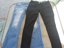 Buy 2 Pairs Womens Jean's, Maurice's Size 13/14 Short + AAH size 13 - Good Condition