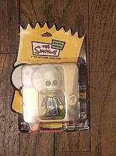 "Buy Skeleton Bart The Simpsons Crossover Mania Bart Bone Skeleton 3"" Qee Key Chain"