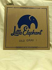 """Buy Record 12"""" Lathe Old Gray – Little Elephant Session 2 2017"""