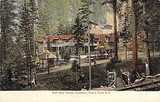 Buy Half Way House, Colorado, Pike's Peak RailroadVintage Postcard