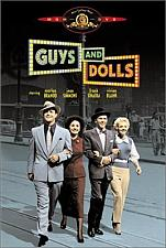 Buy DVD Guys and Dolls Movie 2000