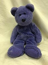 Buy Beanie Baby Buddies Employee Bear Missing Hang Tag TY 2000
