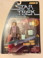 Buy Action Figure Star Trek Warp Factor Cadet Deanna Troi Card Playmates 1997