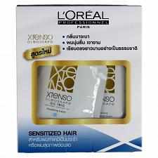 Buy L'Oreal Xtenso Oleoshape Hair Straightener Set for Sensitized Hair 125ml + 125ml