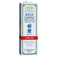 Buy Kwan Loong Medicated Oil Muscle Aches Pain Stuffy Nose Insect Bites 57ml