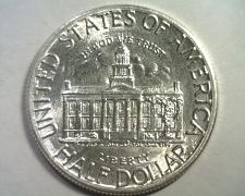 Buy 1946 IOWA CENTENNIAL COMMEMORATIVE GEM UNCIRCULATED GEM UNC. NICE ORIGINAL COIN