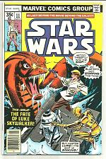 Buy Star Wars #11 High Grade Marvel Comics 1st print & series Goodwin,Infantino 1978