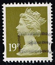 Buy Great Britain #MH254A Machin Head; Used (2.25) (3Stars) |GBRMH254A-02XVA