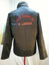 Buy Polo Jeans Company Ralph Lauren Lined Zip Up Jacket Coat Womens M Vintage C193