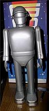 Buy Gort galactic Policeman The Day the Earth Stood Still Tin Wind Up Robot