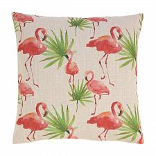 Buy *18703U - Flamingo 17'' Decorative Accent Throw Pillow