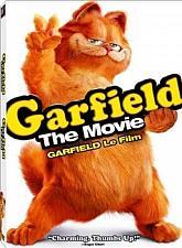 Buy DVD Garfield the Movie 2004