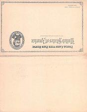 Buy UY1 Mint Unused Excellent Condition US Postal Reply Card