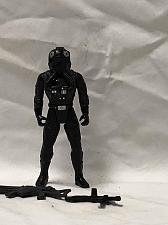 Buy Action Figure Star Wars Tie Pilot Loose Kenner 1997
