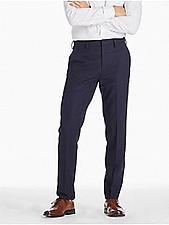 Buy Ace Rider Slim Fit Navy Wool Blend 34 X 32 Lucky Brand