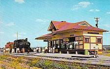 Buy Strasburg Railroad Depot, Pennsylvania, Penna, PA Railroad Postcard