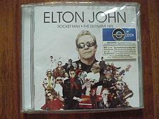 Buy ELTON JOHN, ROCKET MAN / DEFINITIVE HITS BY UNIVERSAL MUSIC (THAILAND) 2012. POP
