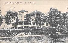 Buy Exposition Park, PA Hotel Conneaut Vintage Postcard