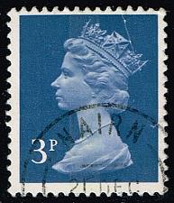 Buy Great Britain #MH36 Machin Head; Used (0.25) (2Stars) |GBRMH036-11XVA