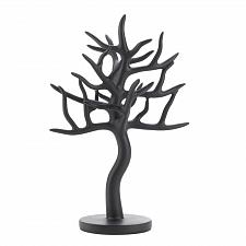 Buy *15365U - Matte Black Finish Jewlery Tree Holder