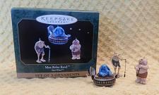 Buy Set of 3 Hallmark Keepsake Star Wars Christmas Ornaments Max Rebo Band 1999