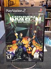 Buy Hidden Invasion (Sony PlayStation 2, 2002)