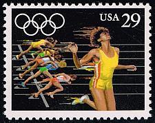 Buy US #2555 Women's Sprint; MNH (0.60) (4Stars) |USA2555-02
