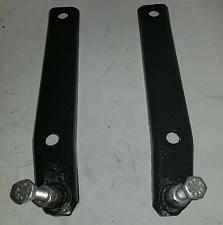 Buy Alfa Romeo Spider STEERING LIMITER STOP ARM BRACKET LEFT and RIGHT SIDE SET