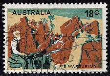 Buy Australia #634 Peter Warburton; Used (0.25) (3Stars) |AUS0634-02XBC
