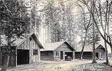 Buy Mt. Anlauf, Elkhorn Auto Camp Real Photo Vintage Postcard