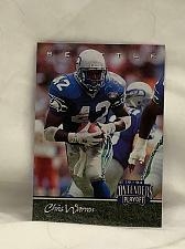 Buy Trading Card Sports Football Playoff Contenders 1994 #7 Chris Warren
