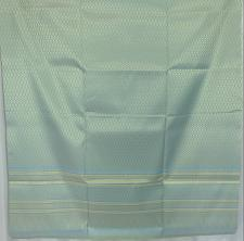 Buy Thai Tradition Blue Synthetic Silk Fabric For Top Skirt Wedding dress C11