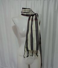Buy Laotian Jok Sabai Cotton Fabric Thai Lao Laos Textile Wrap Scarf Shawl SC75